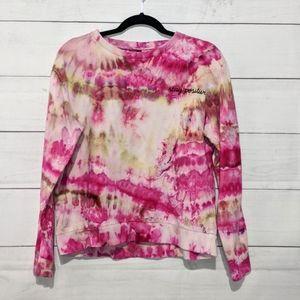 Hand Dyed Pullover Sweatshirt